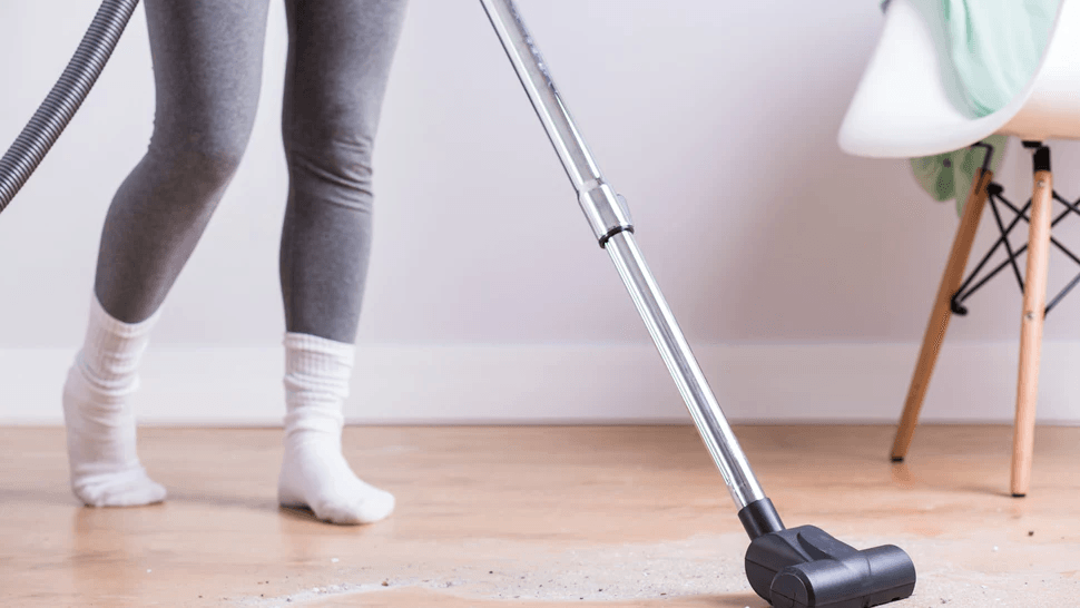 Small Vacuum for Hardwood Floors